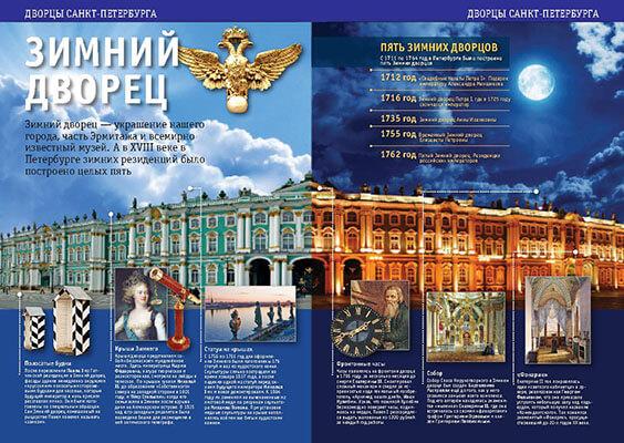 Зимний дворец. История