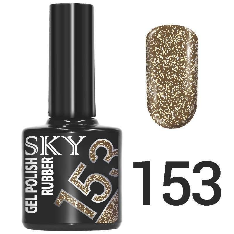 Sky gel №153