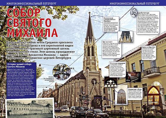 Собор Святого Михаила (лютеранский собор). История
