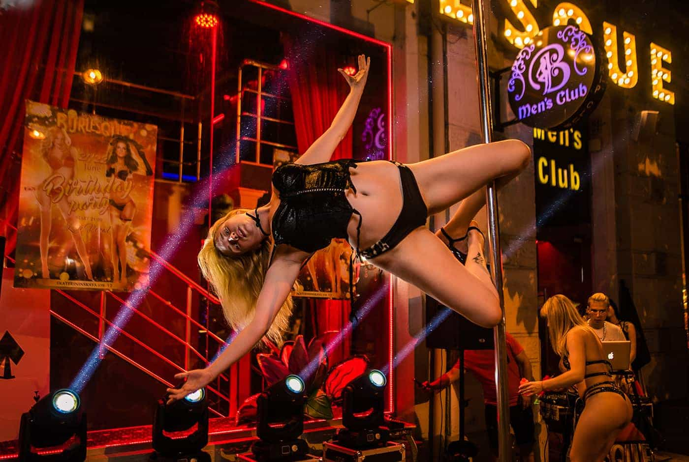 Strip clubs elgin