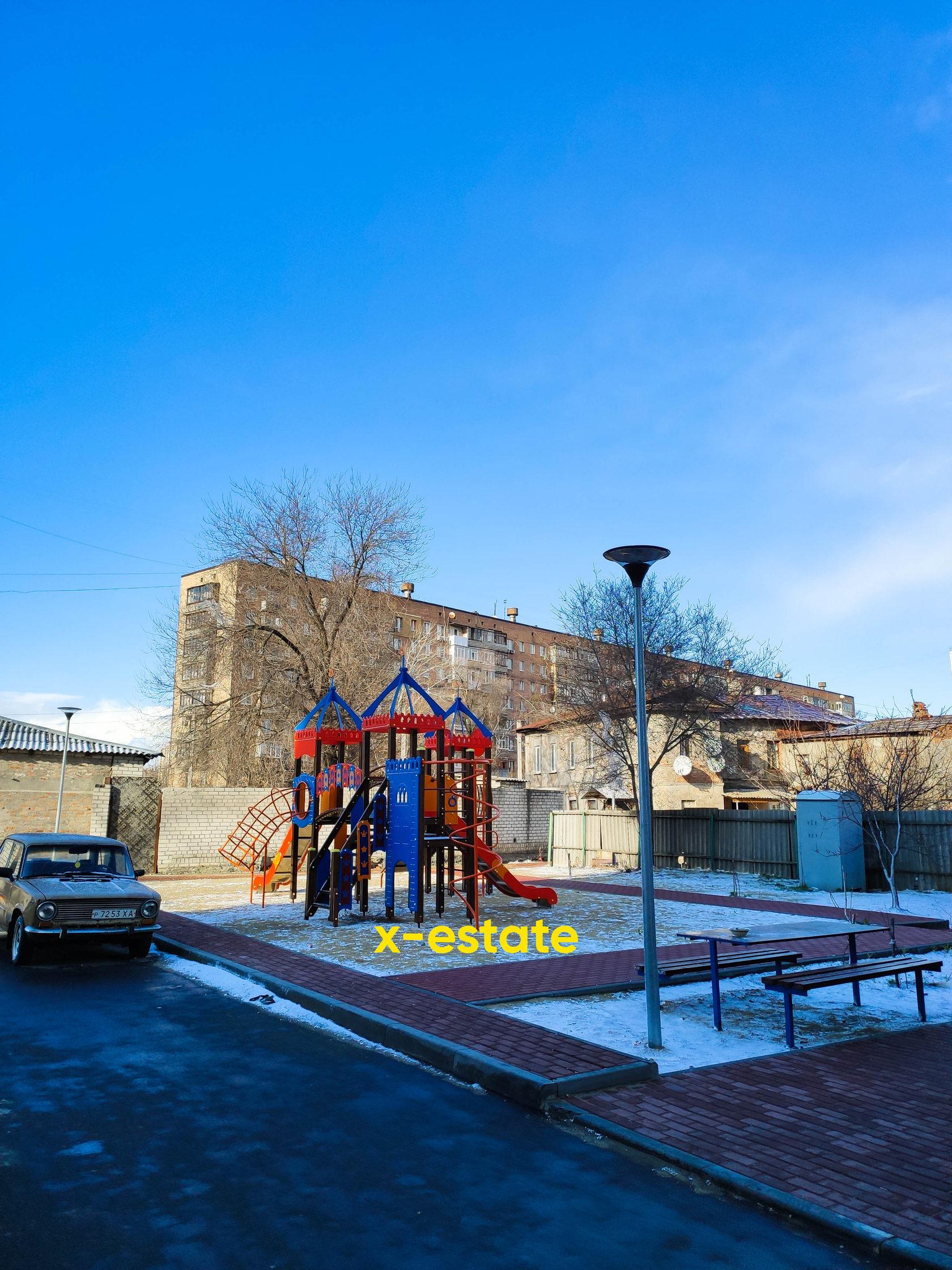 Детская площадка Гауди Холл