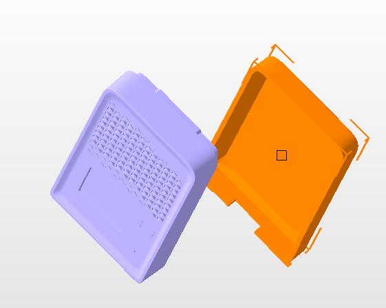 Экомонитор — детектор радона. Создание корпуса