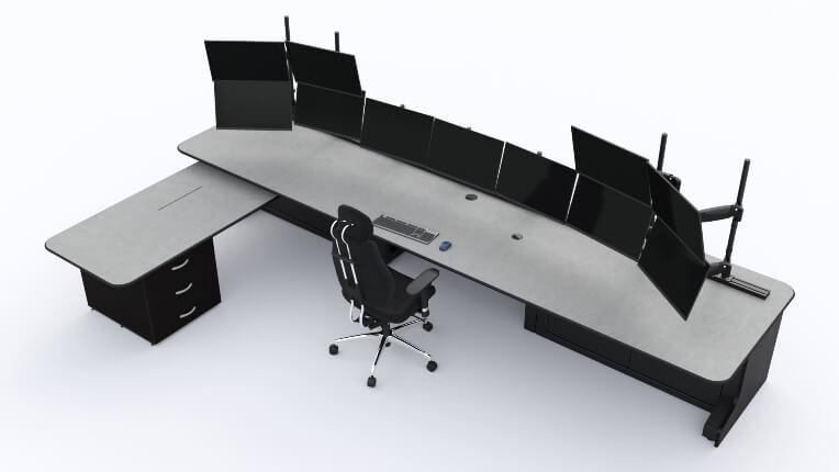 Диспетчерский стол для ООО 'Синтек'