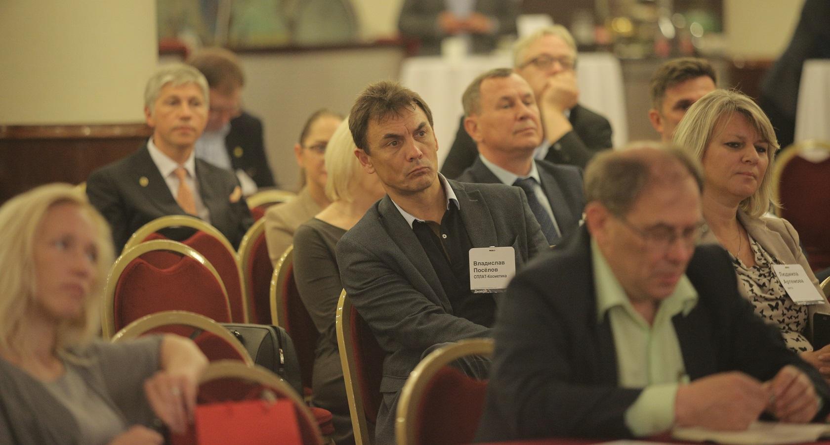 Мероприятие является продолжением цикла конференций «Транспортная логистика. Грузовые автомобильные перевозки» (фото: ATO Events)