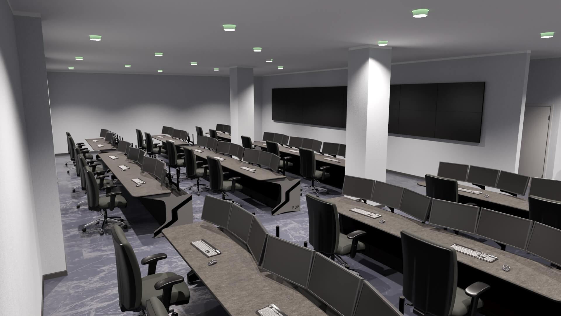 Будущее диспетчерских комнат