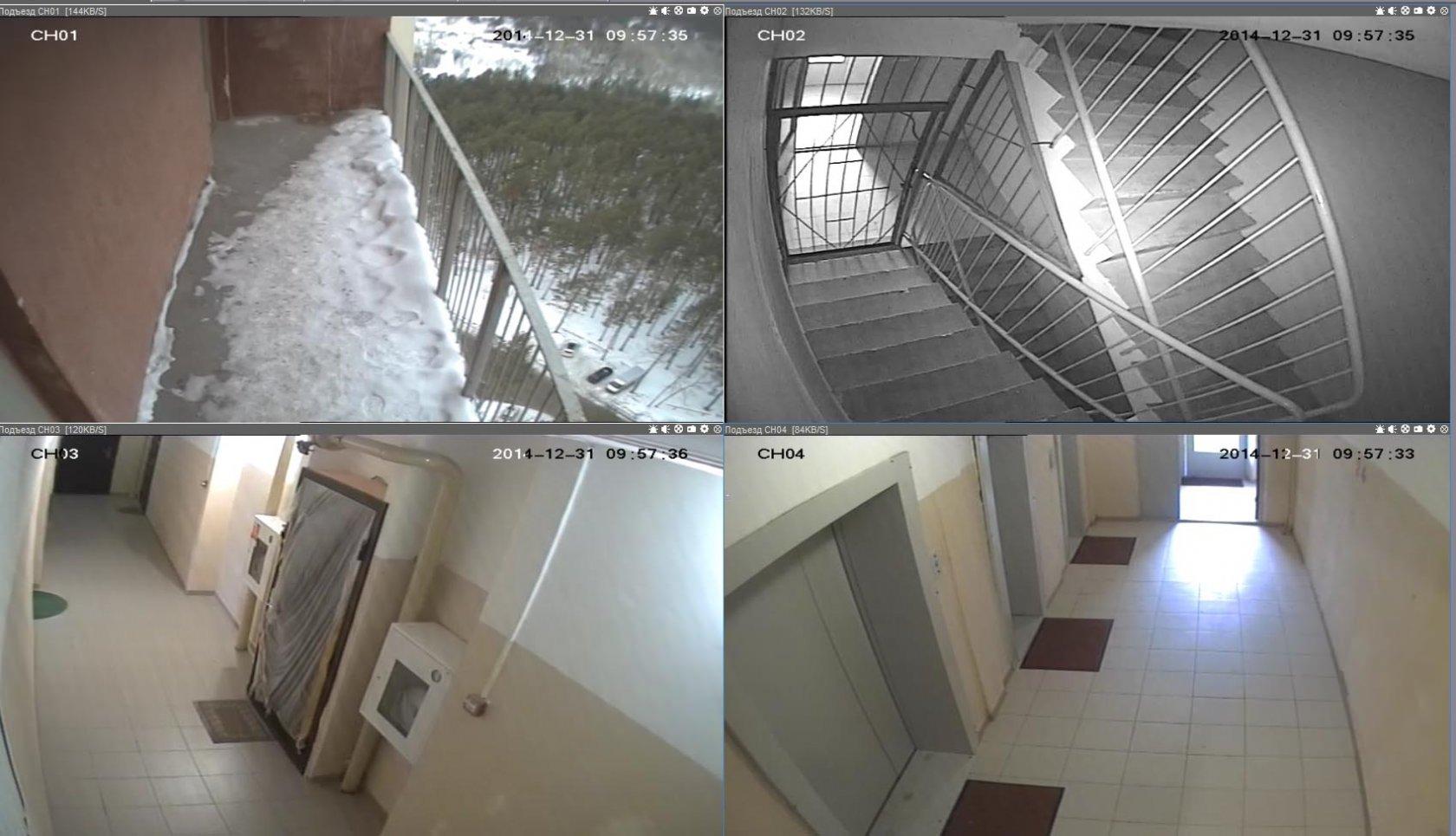 Особенности продуманного видеонаблюдения для многоквартирного дома