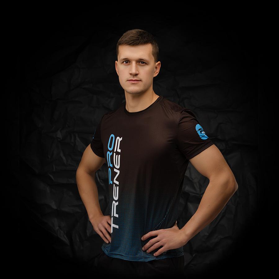 Баранов Павел - тренер в компании PRO TRENER