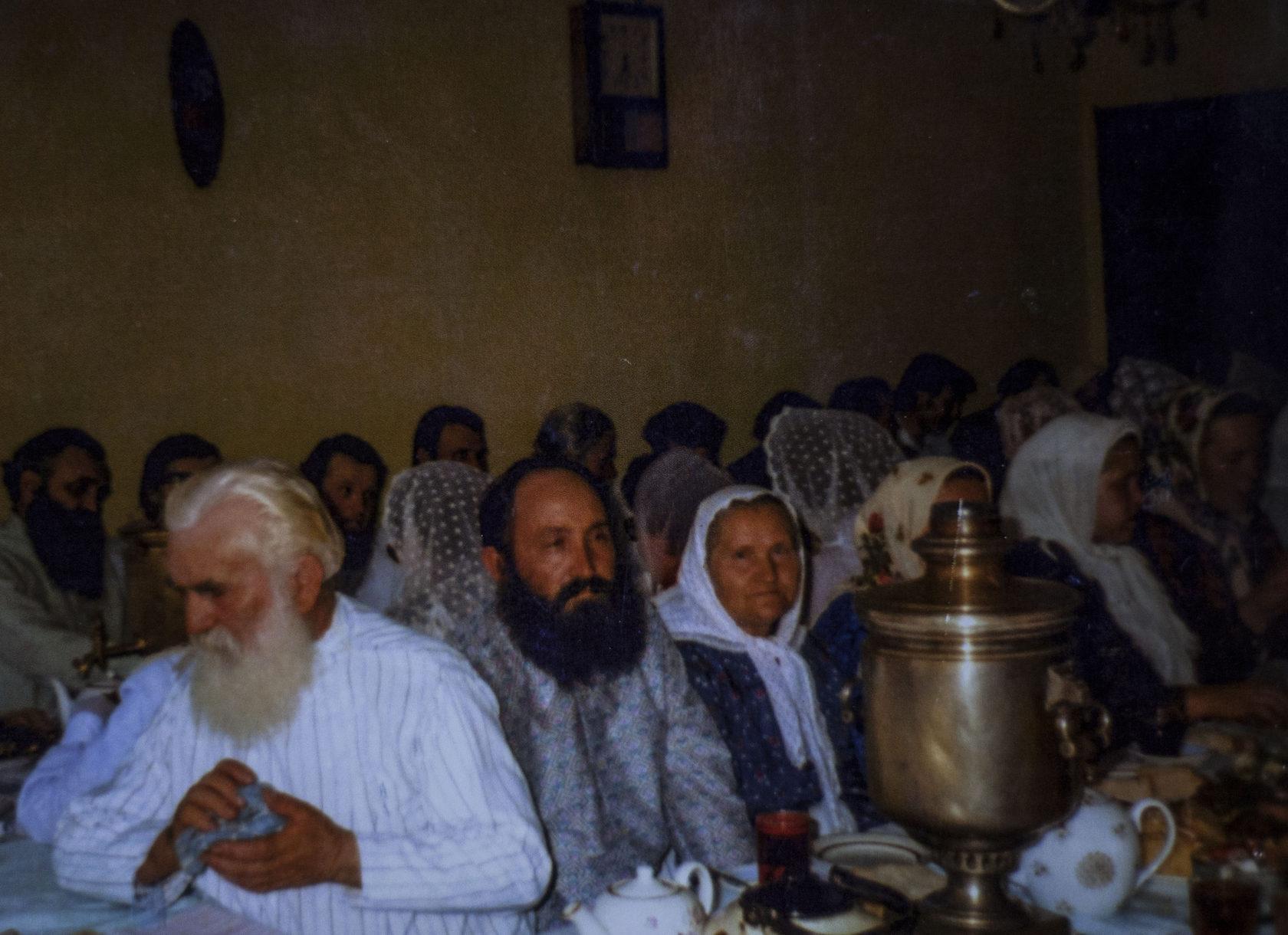 Մոլոկանների համայնքի հավաքույթը Շորժայում