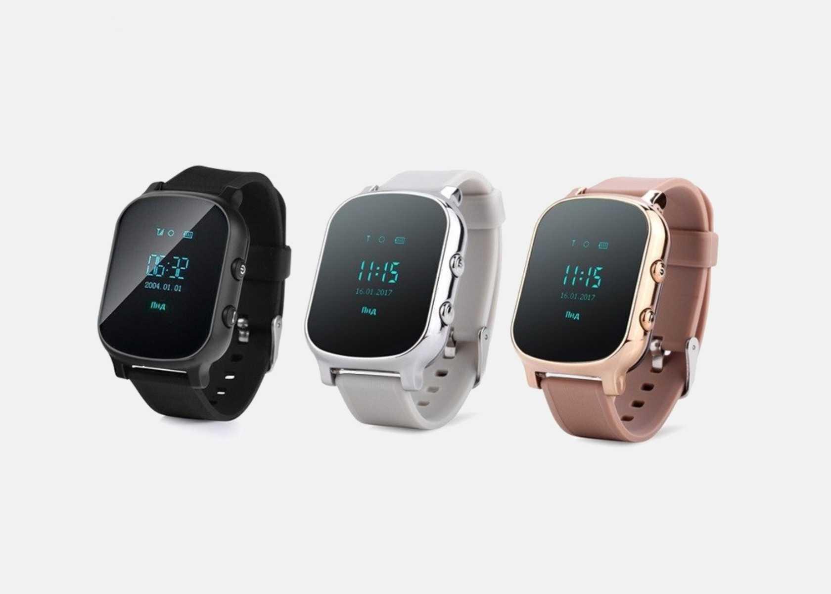 Часы с трекером smart gps watch t58 — это товар, который поставляется нами из китая оптом и без посредников.
