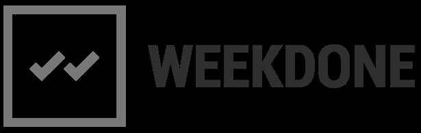 лого weekdone