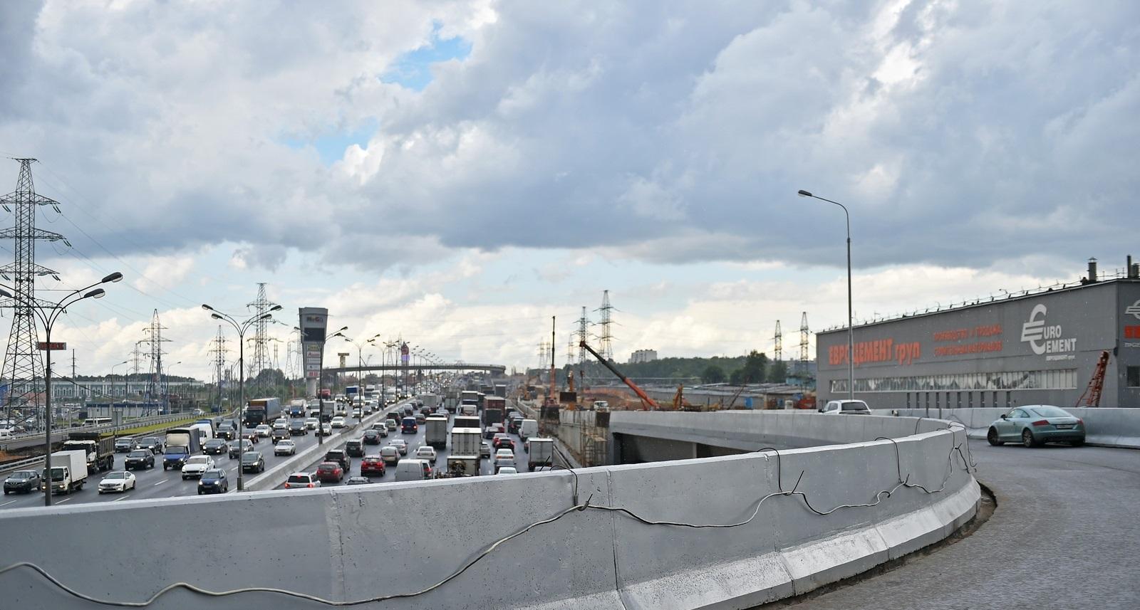 Сегодня любая транспортная система – города, региона или страны – должна рассматриваться как комплексная логистическая система (фото: Комплекс градостроительной политики и строительства Москвы)