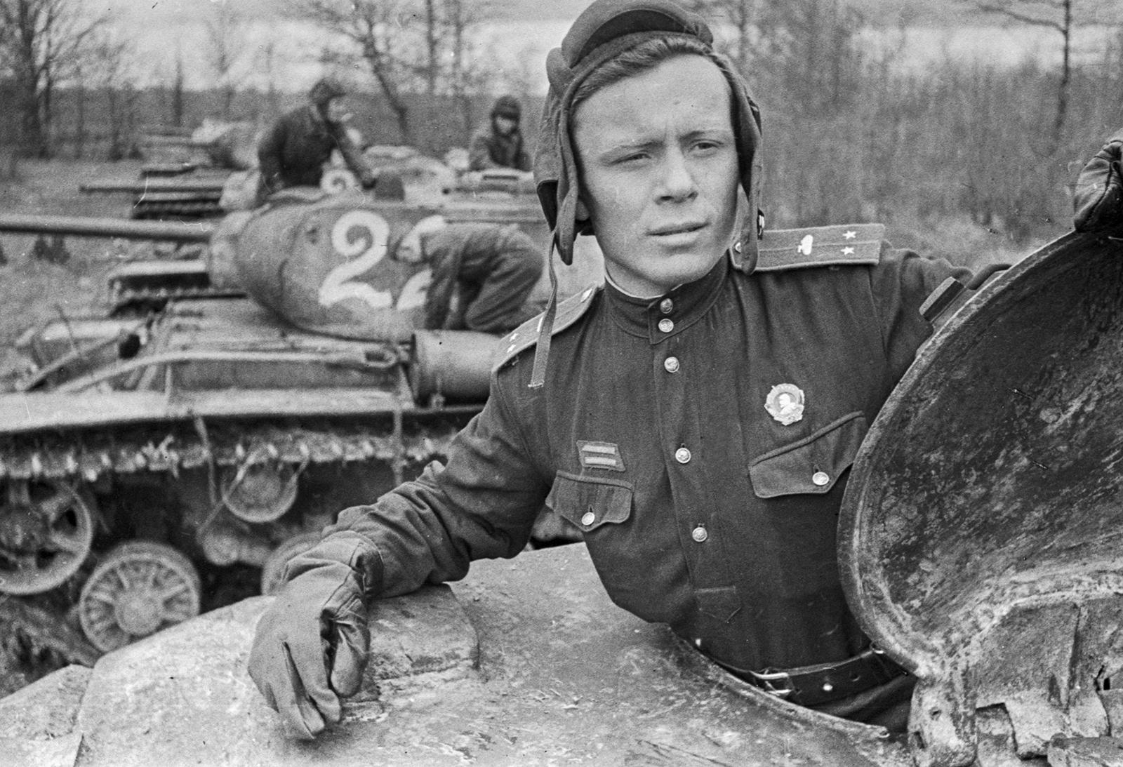 Неизвестные фото великой отечественной войны . Чёрт побери.