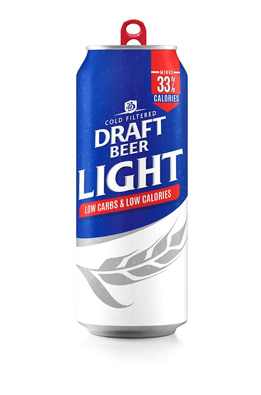 Купить пиво оптом BALI HAI Draft Light - 0,5 л