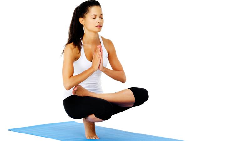 Йога для развития гибкости Киев
