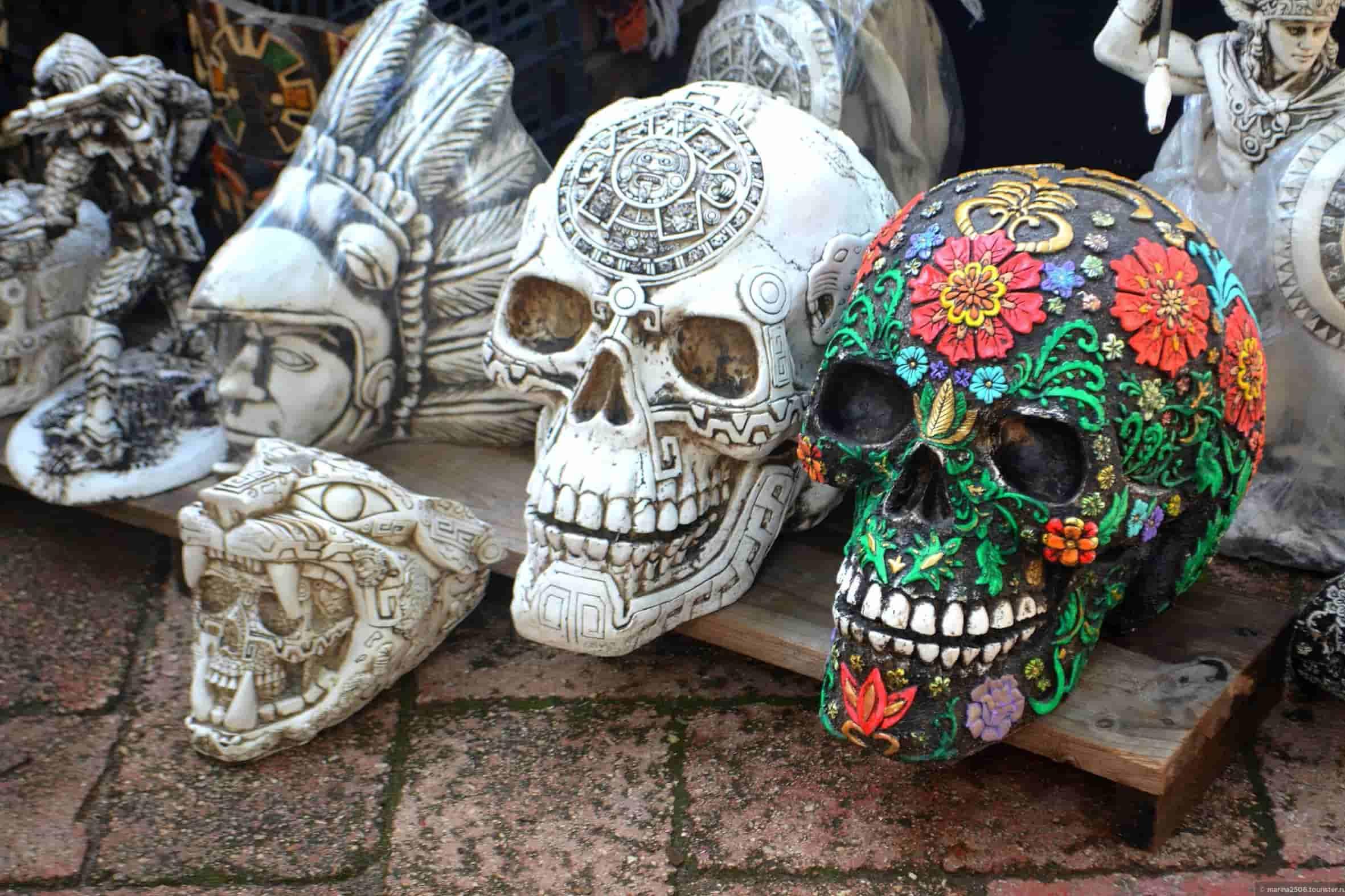 Сувениры в Мексике