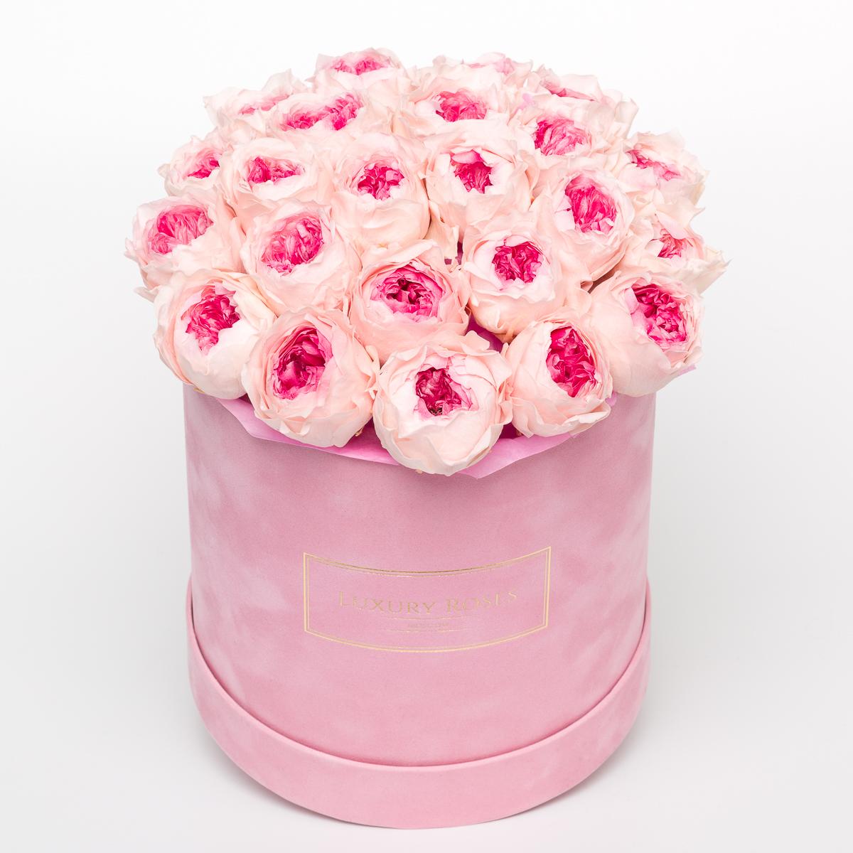 Недорогие цветы в коробке москва, цветов