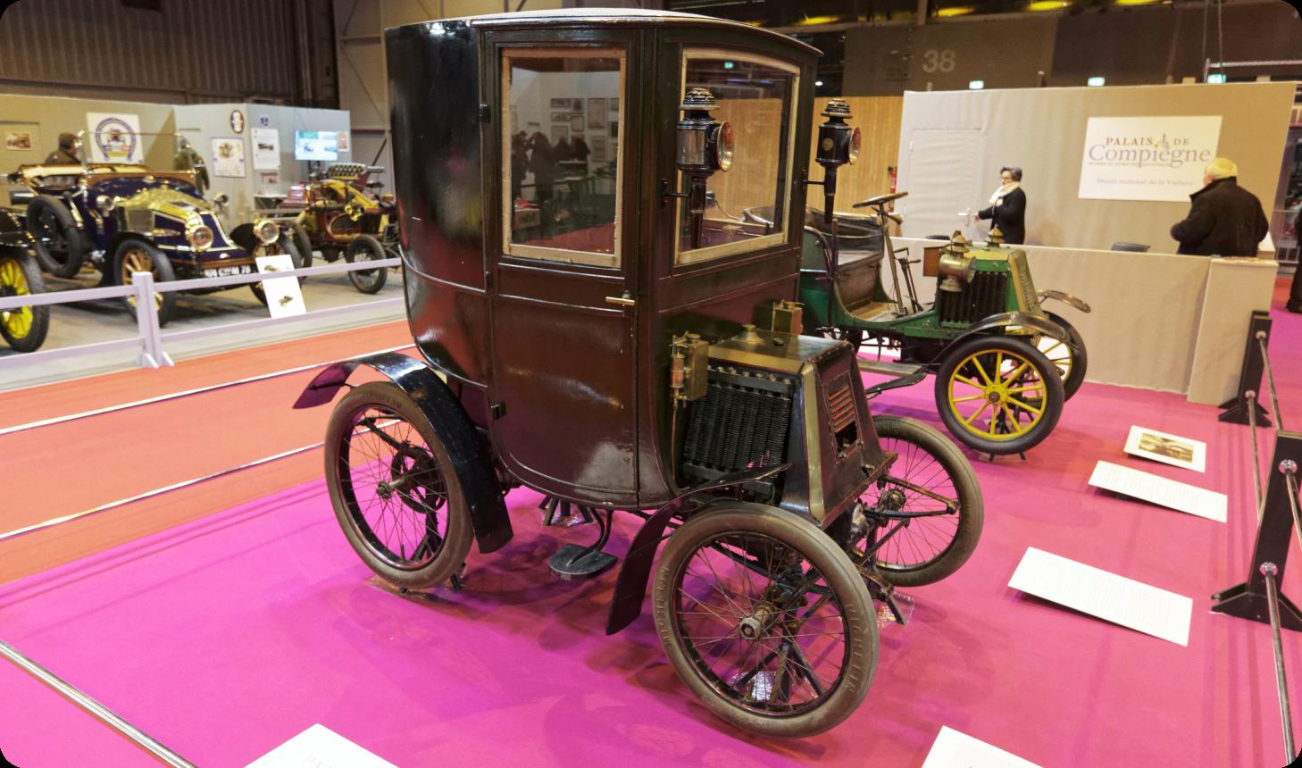 Renault Voiturette Type B