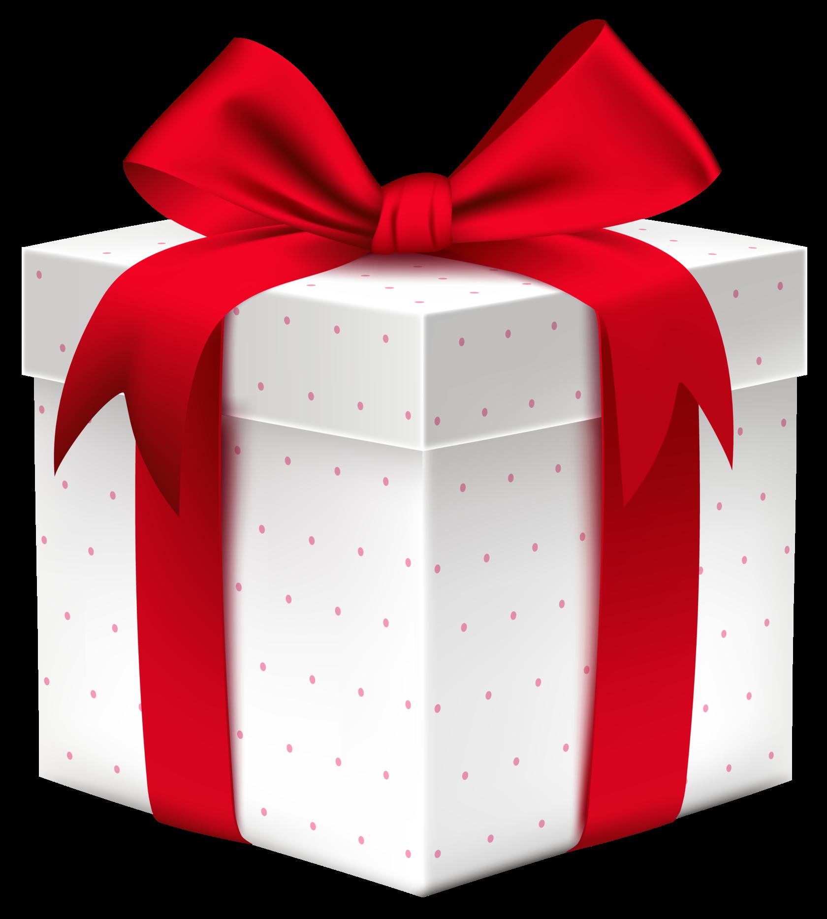 Коробка с подарками картинки