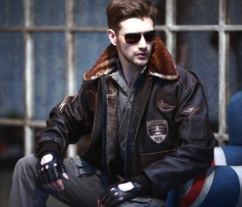 Летная куртка из США