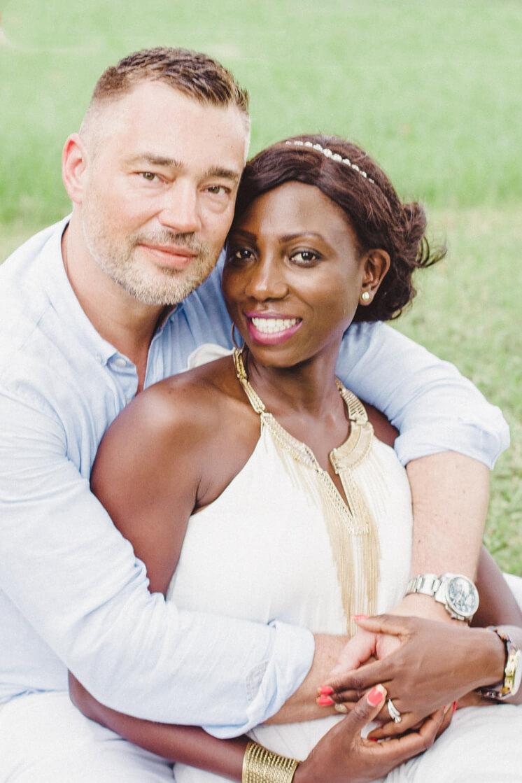 Diani Beach Kenyan Engagement