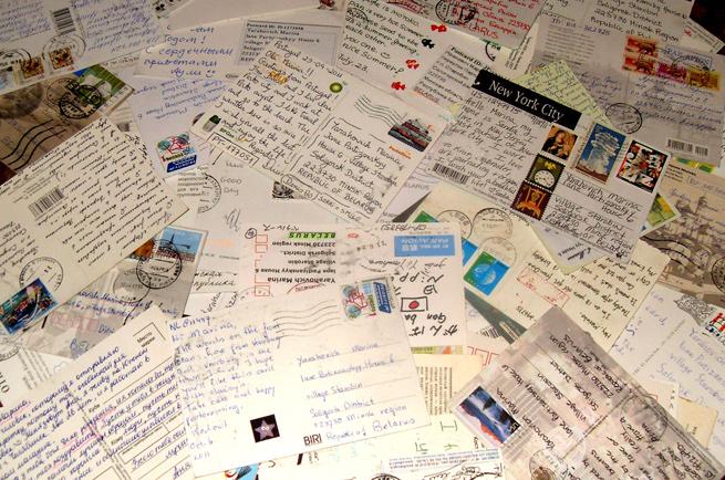 Картинки, посткроссинг как отправлять открытки