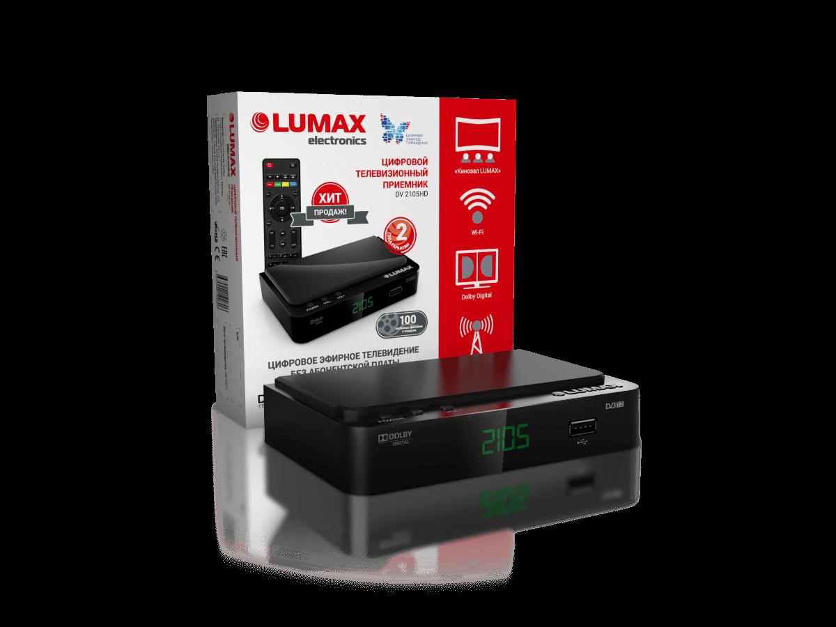 Lumax DV2105HD