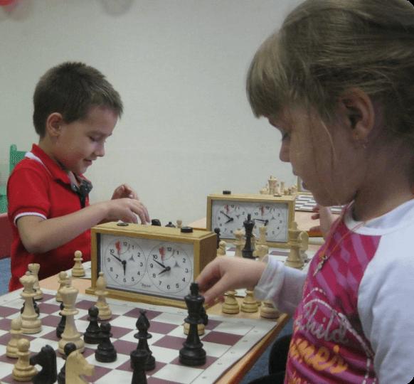 Шахматные знакомства