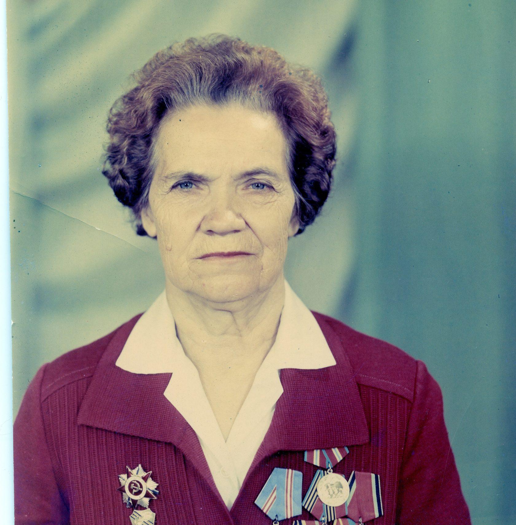 Нина Константиновна Печеневская
