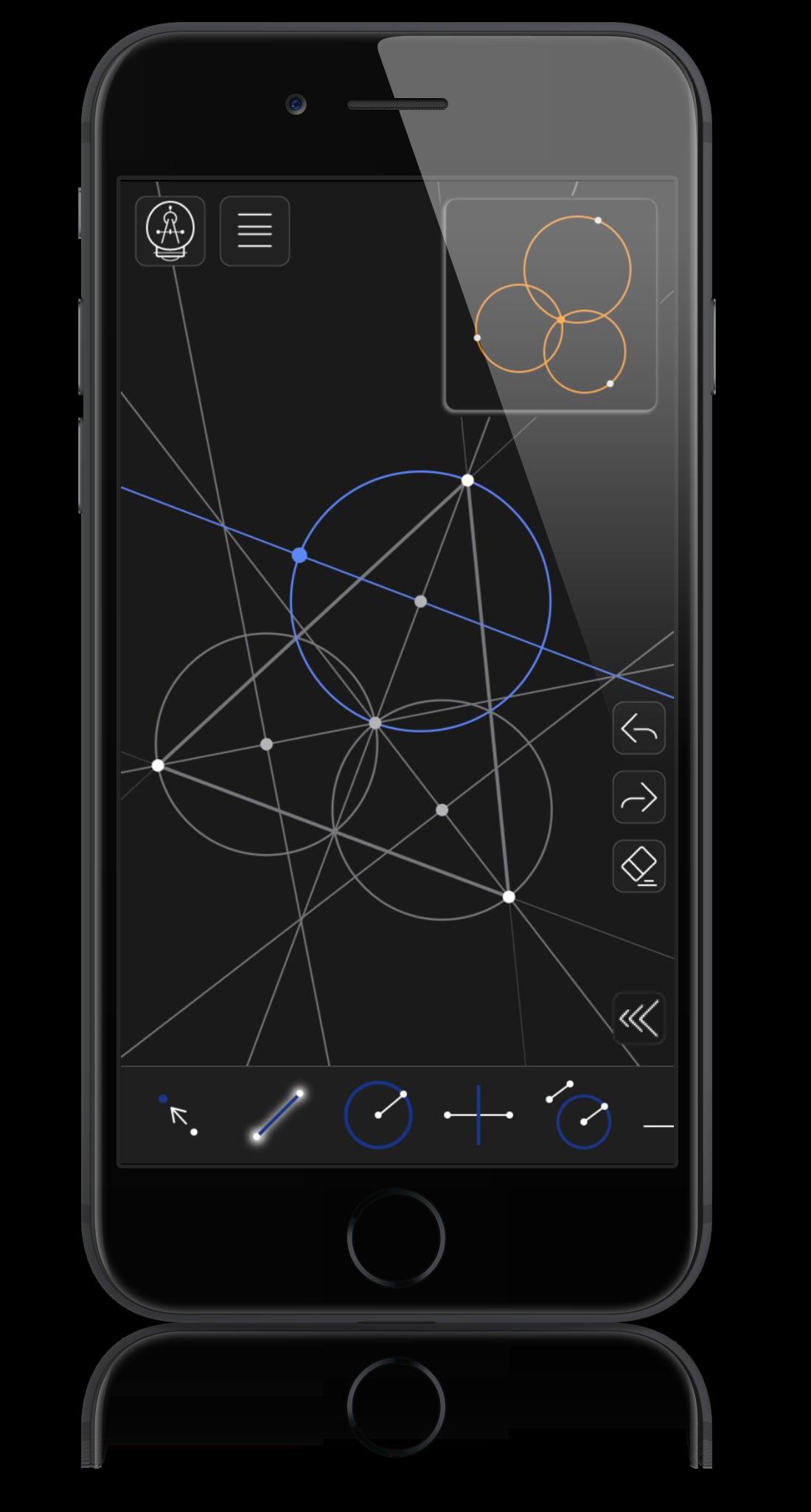 геометрия построения геометрические механика математика чертежи геометрические построения циркуль линейка параллель к окружности евклидовы построения geometrywork