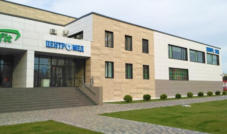 Реконструкция здания под торгово-развлекательный центр, г. Тверь