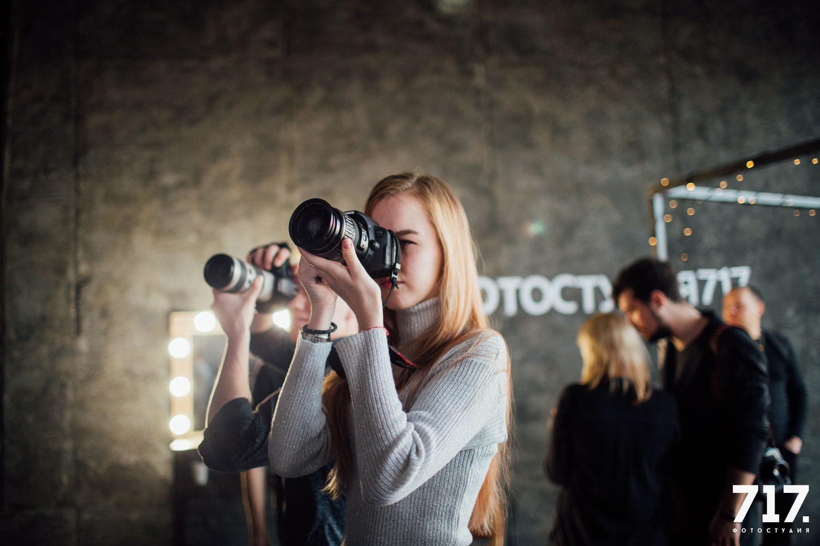 фотографы которые фотографируют в клубах этом фотошоп видеоуроке