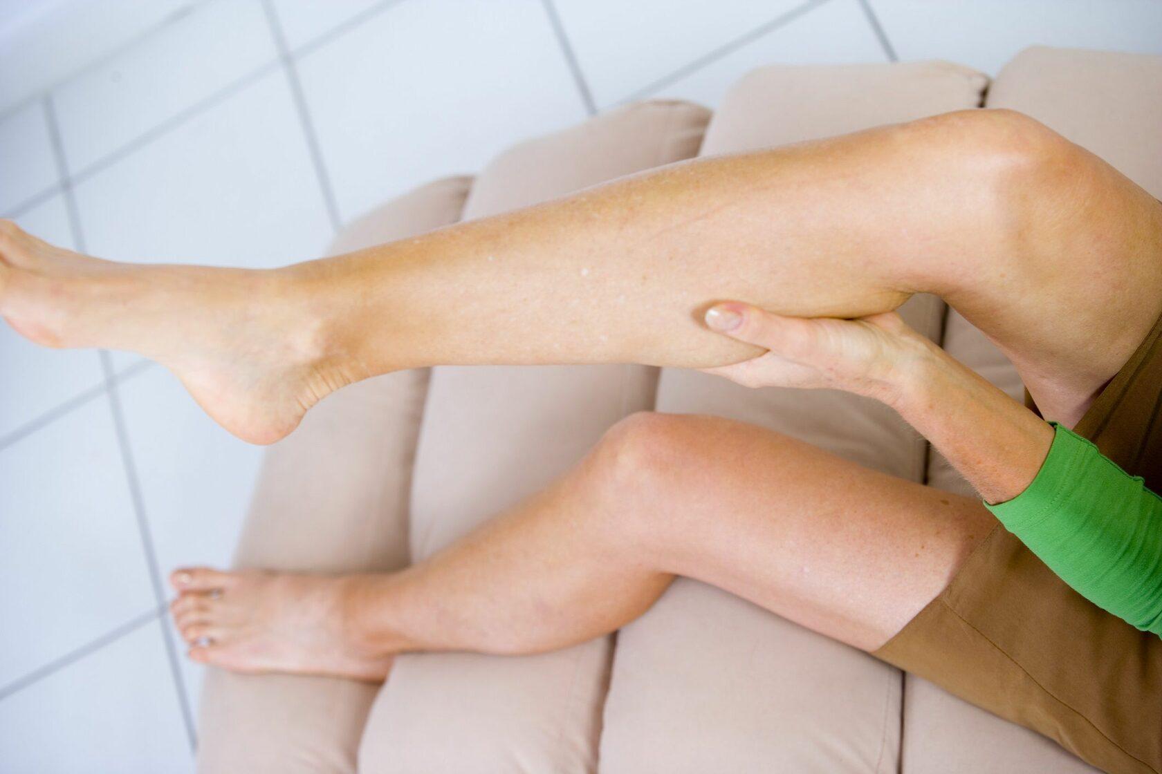 ватные ноги и слабость