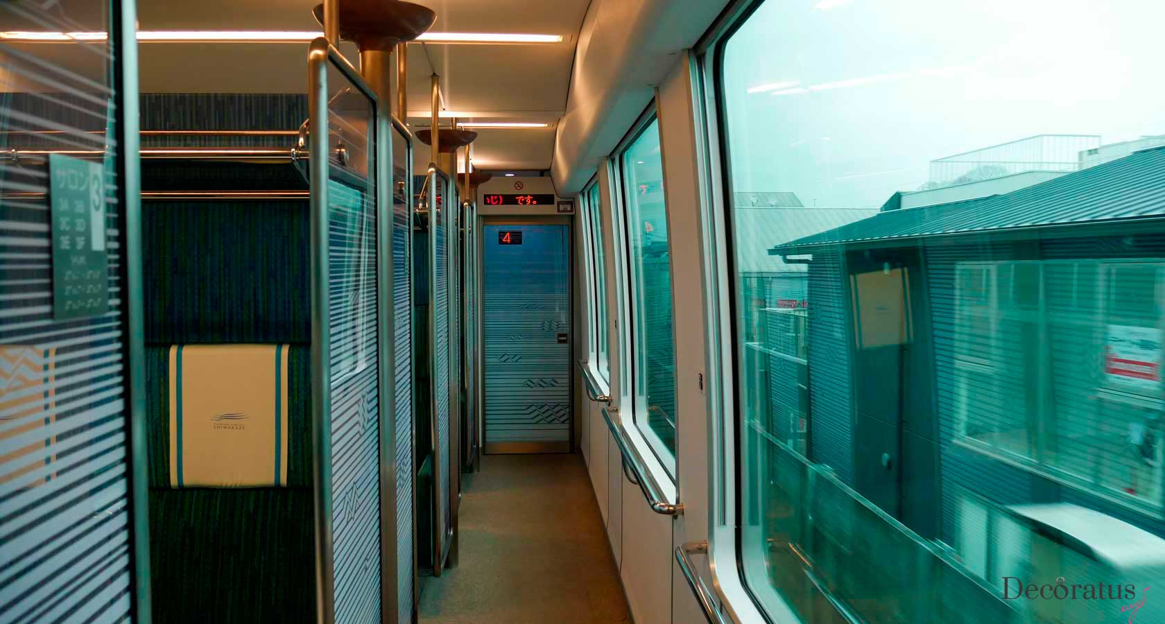 поездом по японии на экспрессе шимаказе