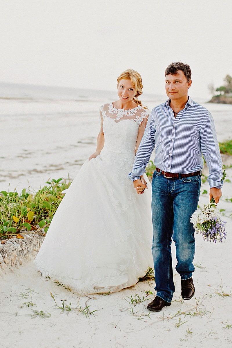 Ocean Village Diani Beach Honeymoon
