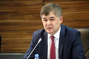 Елжан Биртанов, министр здравоохранения Республики Казахстан