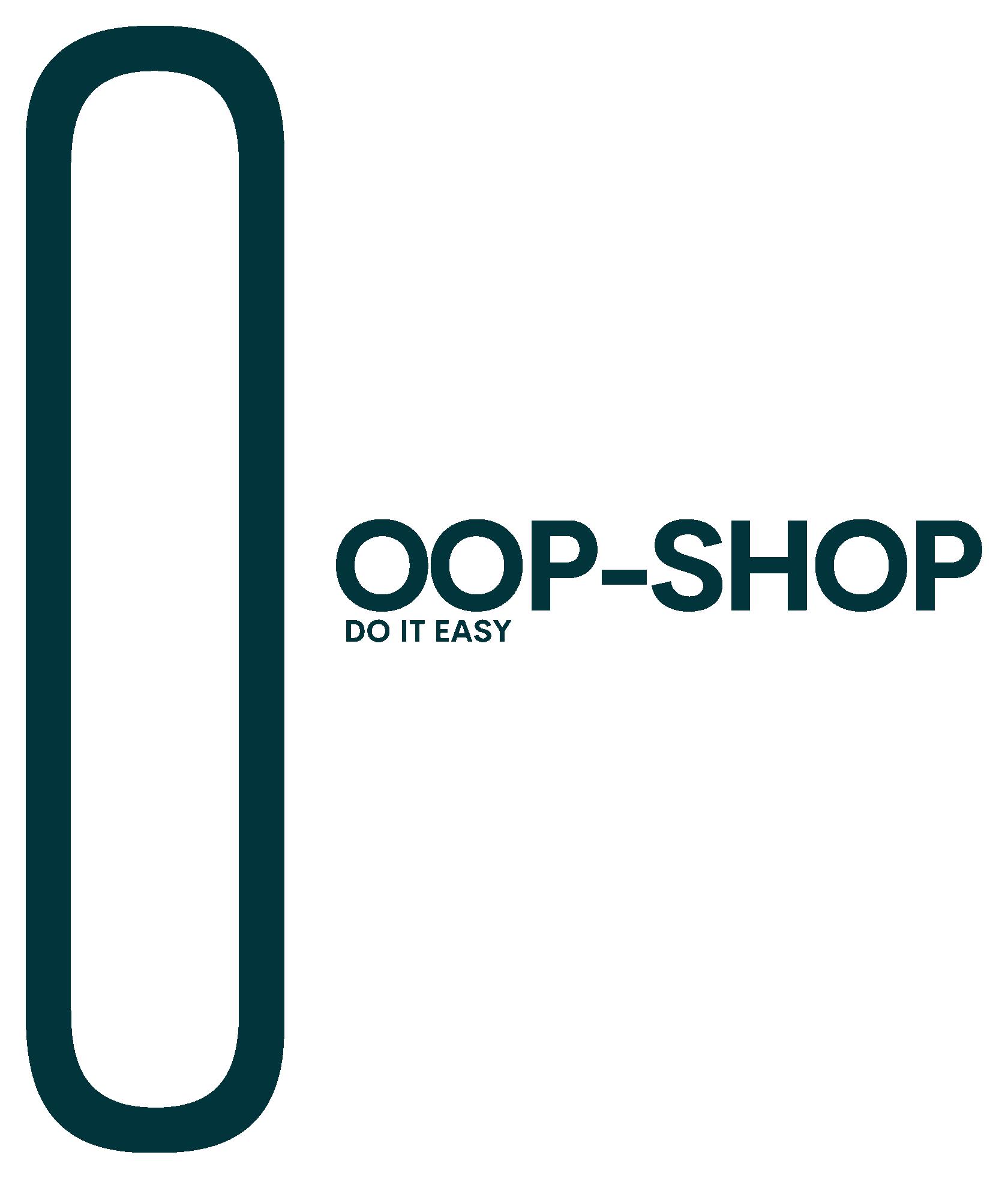 Logo Oop-Shop