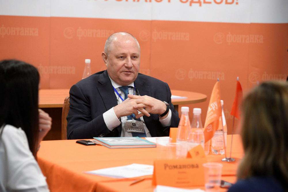 глава комитета по градостроительству и архитектуре Владимир Григорьев