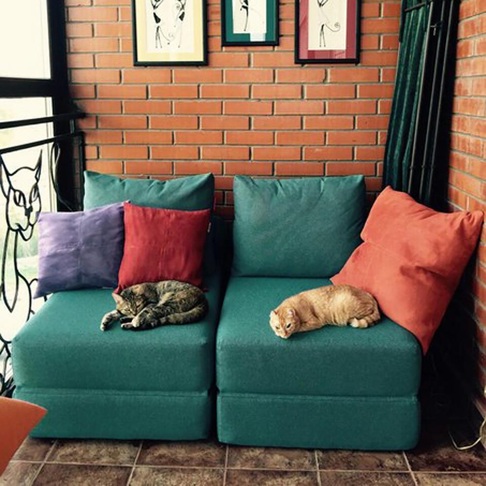 Купить кресло кровать на балкон.