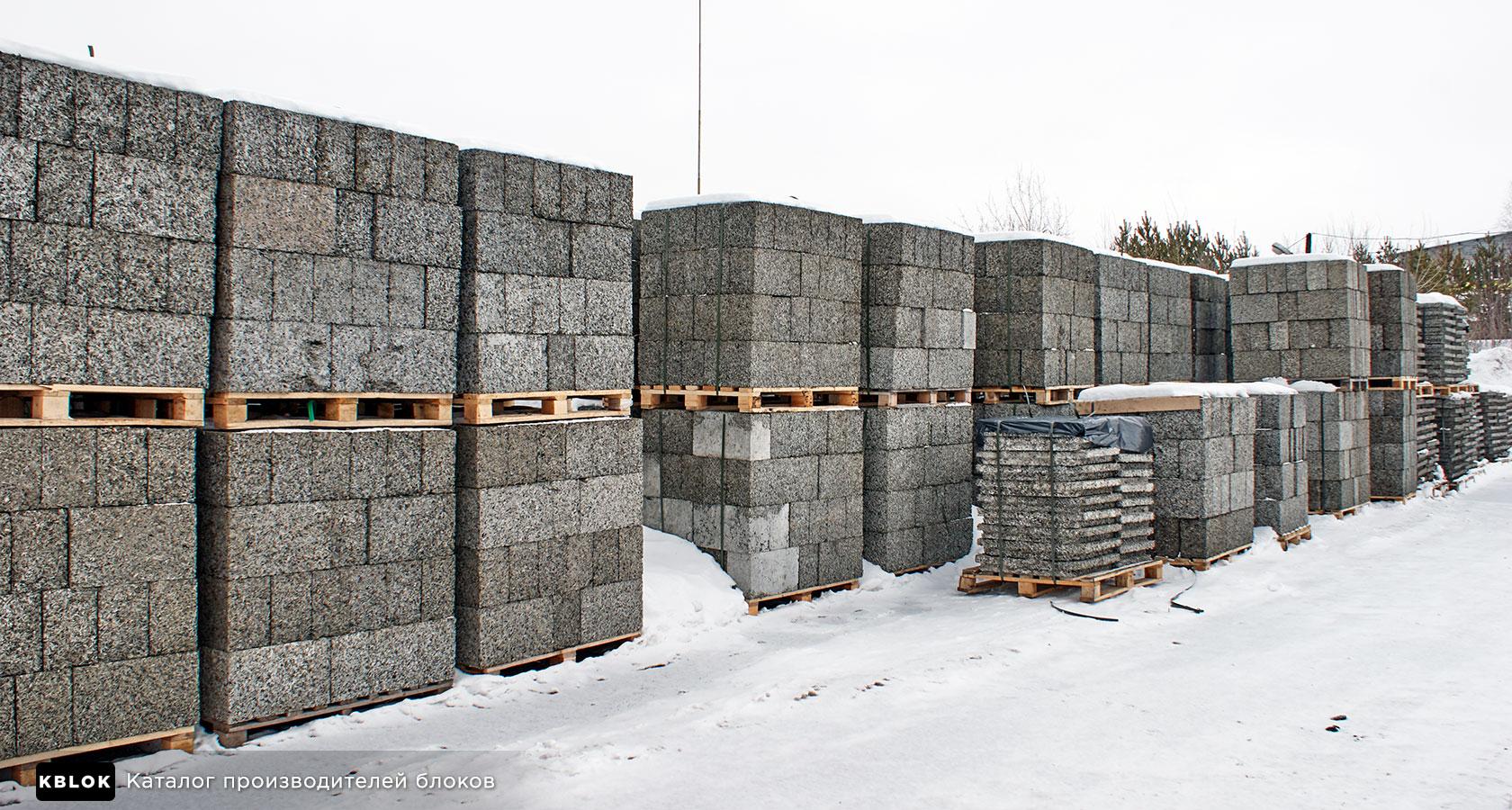 арболит с доставкой в Челябинск и Челябинскую область