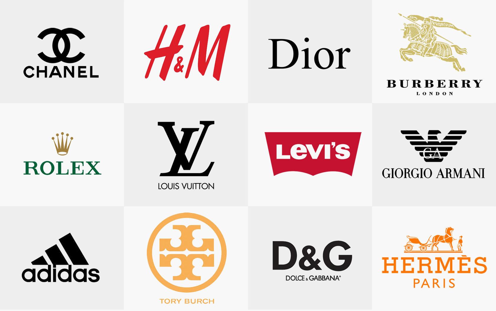 название все брендов с картинками начала необходимо