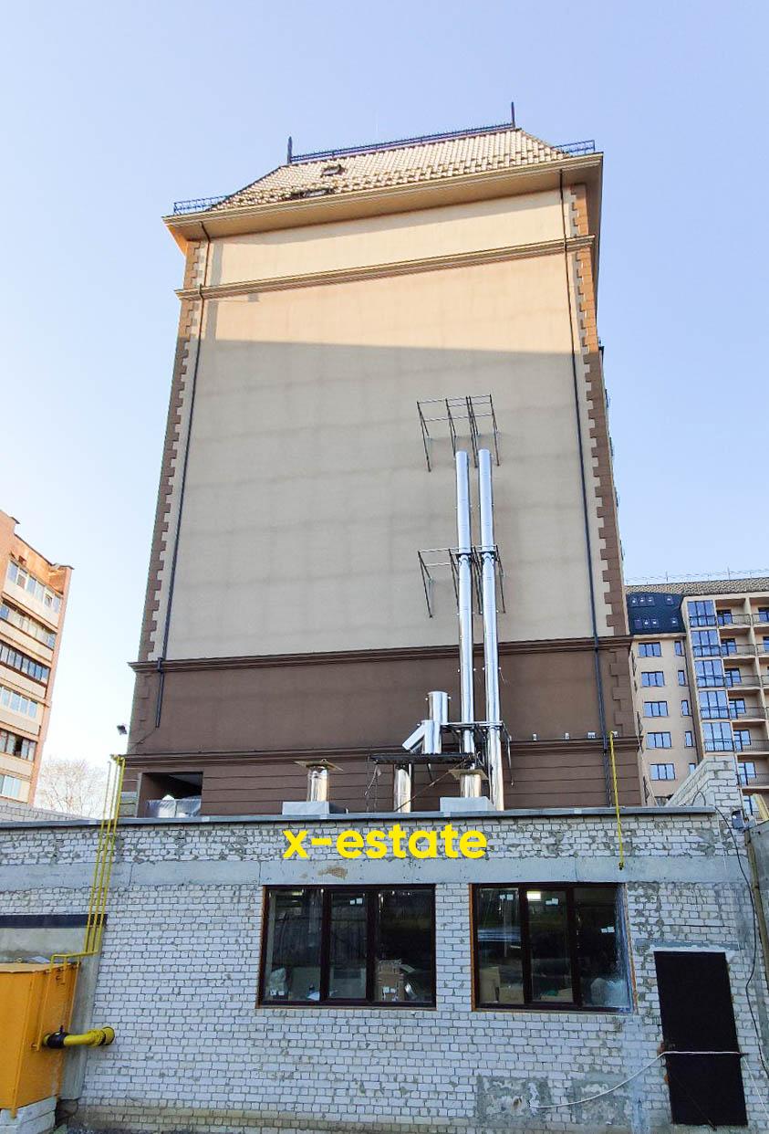 ЖК Резиденция автономное отопление