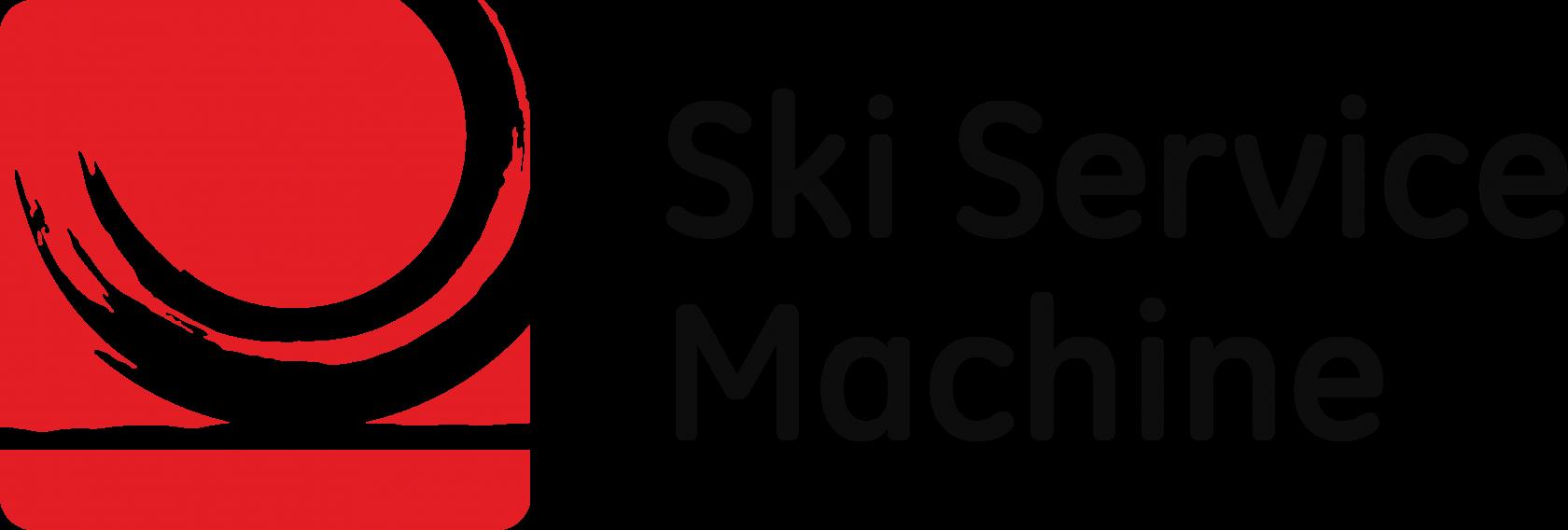 Ski Service Machine