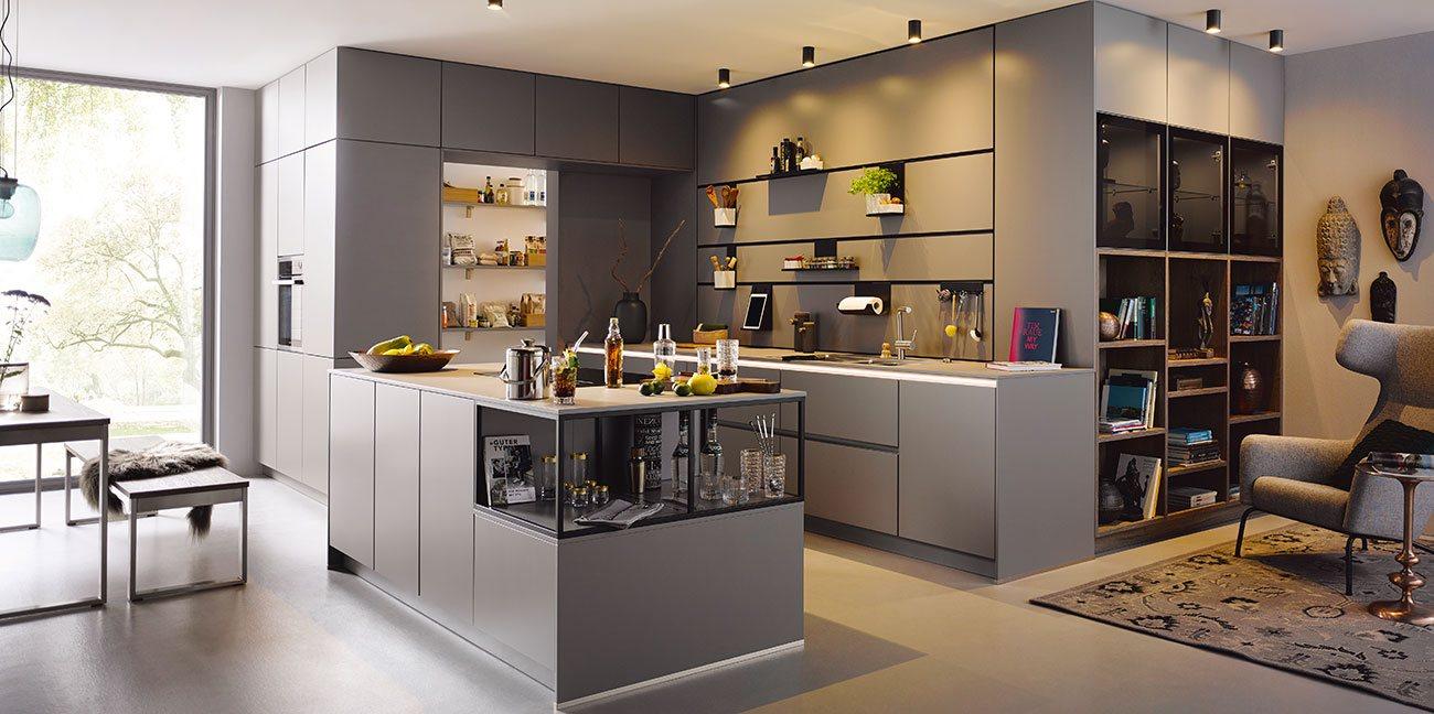 Кухня Schuller Targa Bronze