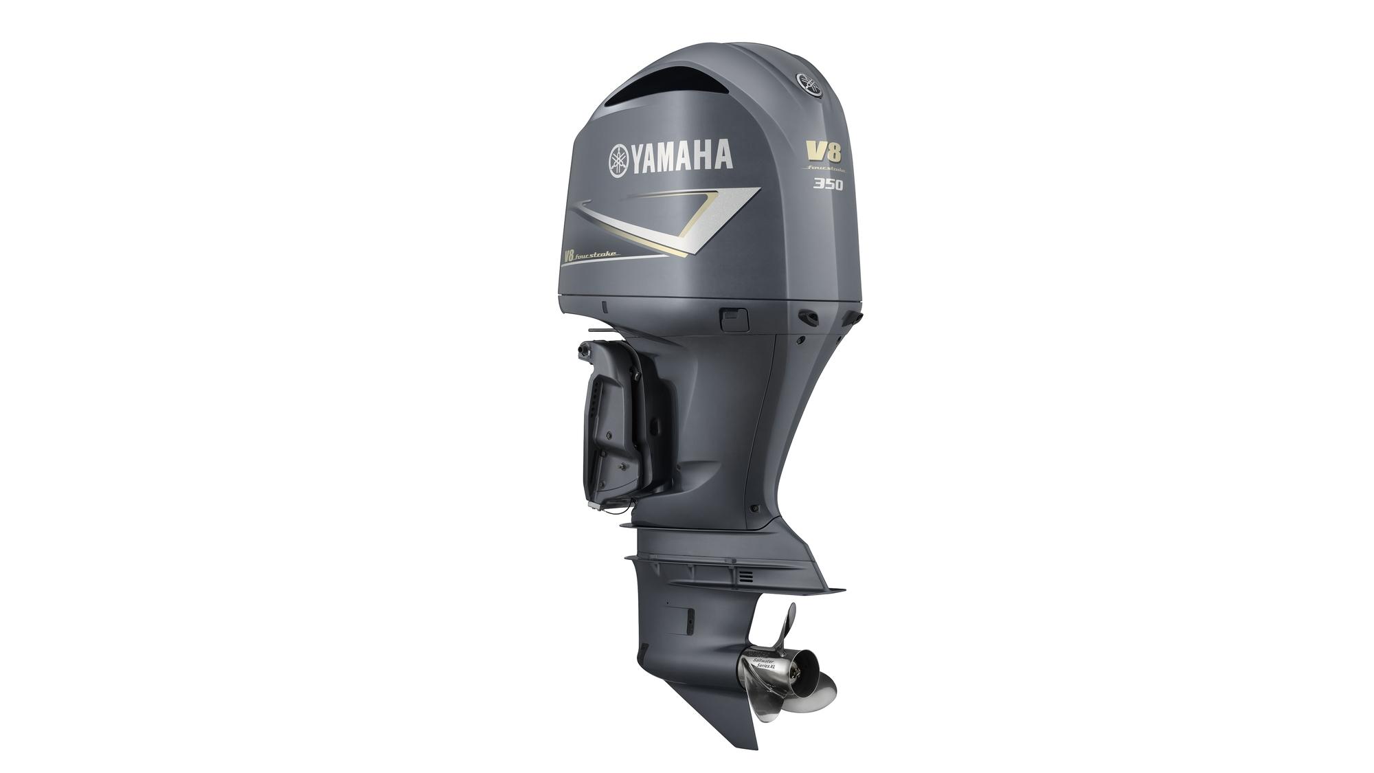 Yamaha FL350AETX 350 л.с.