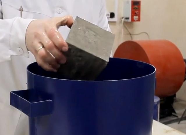 Процент водопоглощения бетона дсп с бетоном