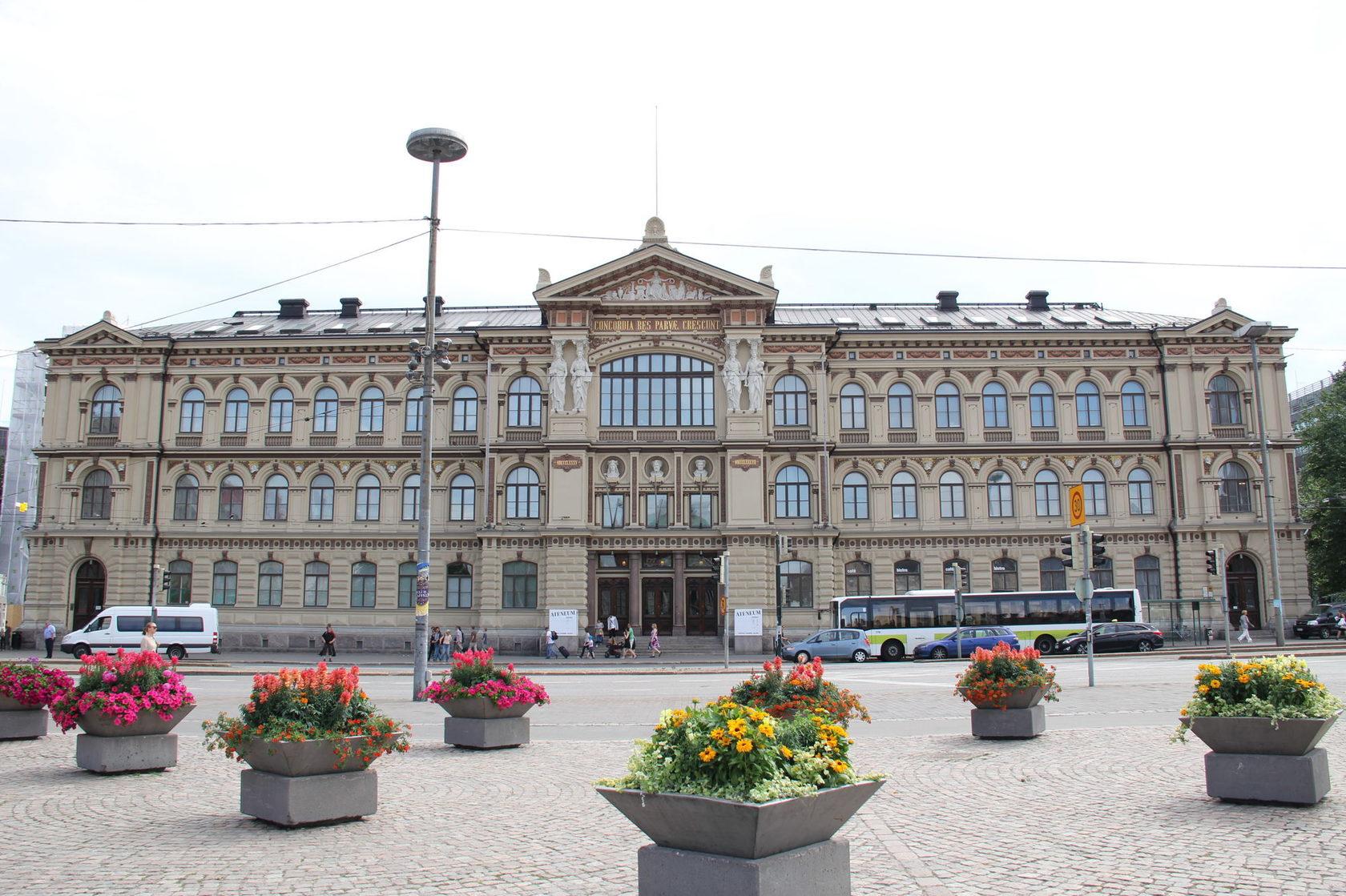 Музей Атенеум в Хельсинки, описание, цены, график работы