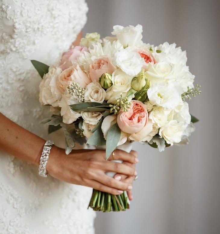 Сколько действует букет невесты