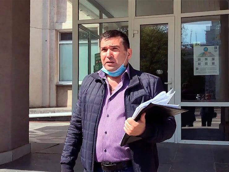 председатель дома обратился к партии шария в херсоне - фото