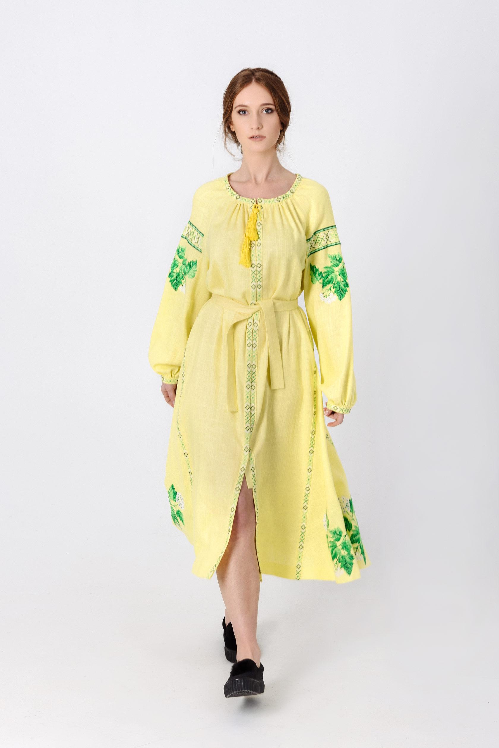 ef9b377ba5bb2b Літня вишита сукня «Весна» у стилі бохо стане родзинкою Вашого гардеробу та  буде радувати ідеальним станом тривалий час!