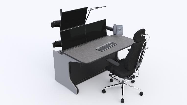 Стол оператора для Сервисный центр ЛНТ
